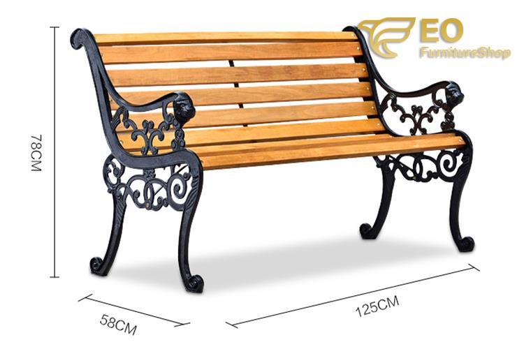 China Customized Wood Garden Stool Manufacturers and