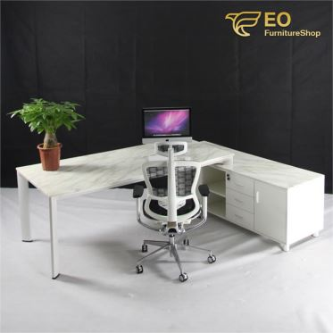 Marble Office Desk
