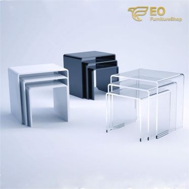 Plastic End Table