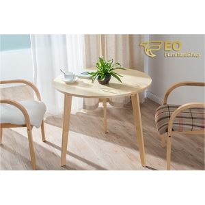 White Wood Dining Table