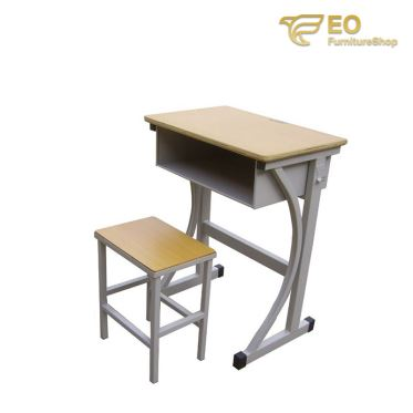 Wood School Desk