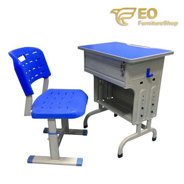 Cheap Metal School Desk And Chair
