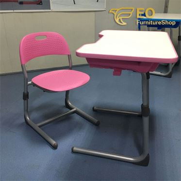 Arabric School Desk And Chair