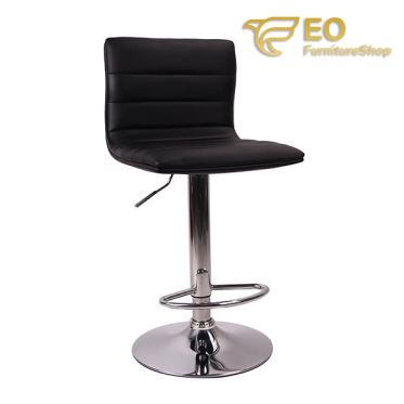 Armless PU Bar Chair
