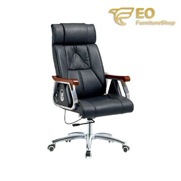 Big Leather Executive Chair