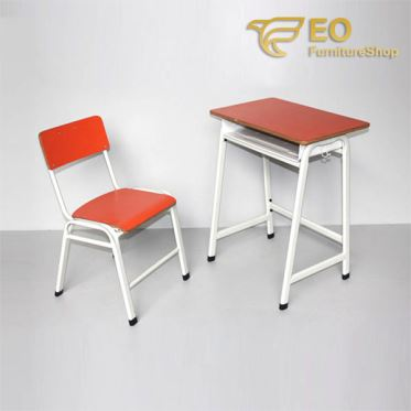 Children School Desk And Chair