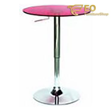 Colorful Adjustable Bar Table