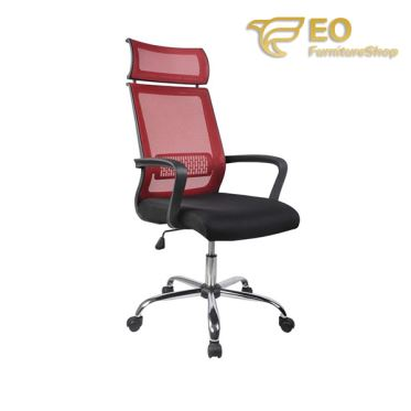 Headrest Mesh Office Chair