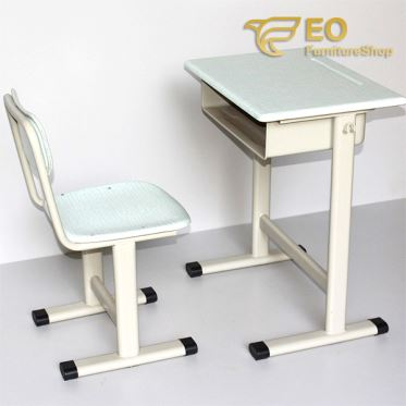 High School Desk And Chair