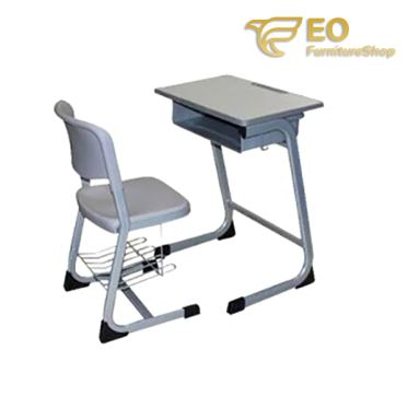 MDF Child School Desk And Chair