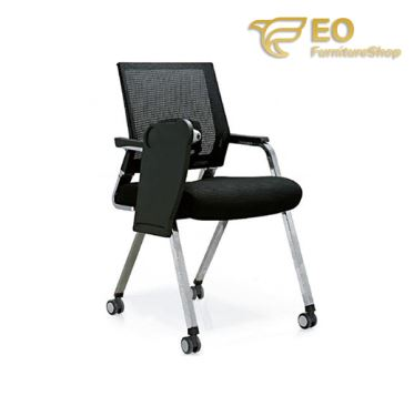 Mesh School Chair With Writing Pad