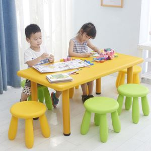 Plastic Children's Tables And Chairs