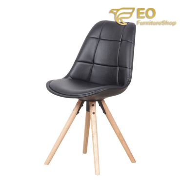 Solid Wood Office Dining Chair