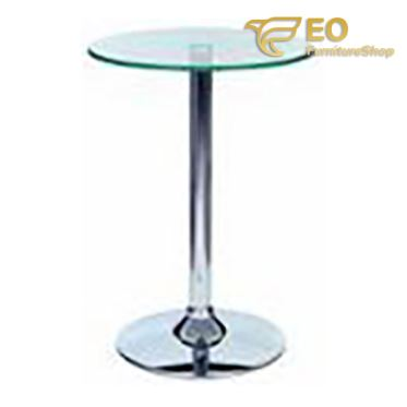 Tempered Glass Bar Table