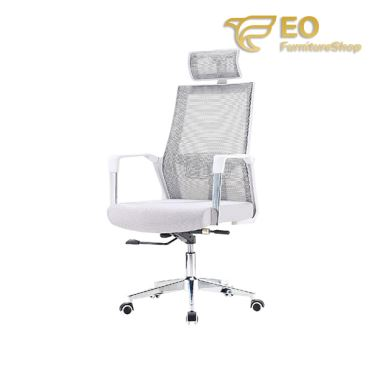 White Ergonomic Chair