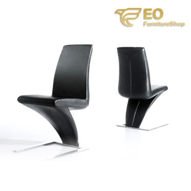 Zed Leather Dining Chair