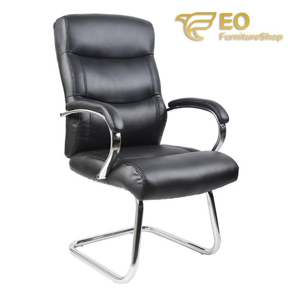 Stackable High Quality Leather Chair